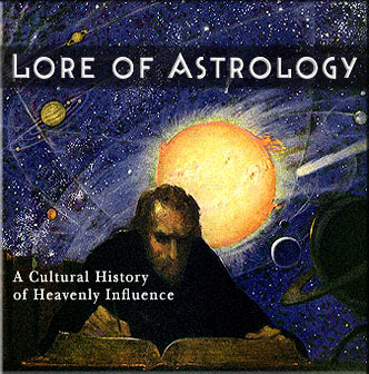 Earthlore Explorations Lore of Astrology Title Plate
